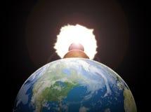 venus солнца ртути земли Стоковые Изображения