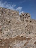 Venus castle, Erice, Sicily, Italy Stock Photos