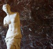 Venus de Milo Arkivfoton