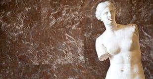 Venus de Milo Arkivfoto