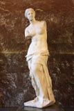 Venus de Milo al Louvre 30 11 2011 Parigi, Francia Fotografia Stock