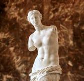 Venus de Milo Aphrodite Arkivfoto