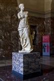 Venus de Milo i Louvre Royaltyfri Foto