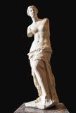 Venus de Milo på Louvremuseet Royaltyfri Bild