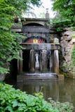 Venus Grotto nel parco Sofiyivka fotografia stock libera da diritti