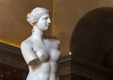 Venus of Milo, The Louvre, Paris, France Royalty Free Stock Image