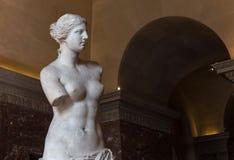 Venus of Milo, The Louvre, Paris, France Royalty Free Stock Image