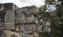 Venus platform - Chichen Itza Royalty Free Stock Photos