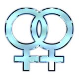 Venus symbols Royalty Free Stock Photos