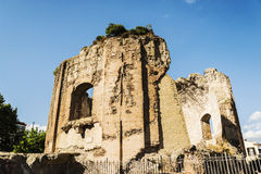 Venus Temple Royalty Free Stock Photography