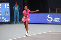 Venus Williams (USA), tennis player Royalty Free Stock Image