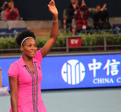 Venus Williams (USA), tennis player Royalty Free Stock Photography