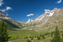 Veny valley - Italian Alps Royalty Free Stock Images