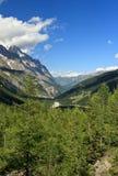 Veny valley, Italy Stock Photo