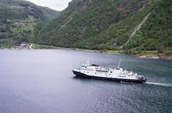 VEOY Fjord1 στοκ φωτογραφία με δικαίωμα ελεύθερης χρήσης