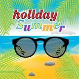 verão -06 ilustração stock