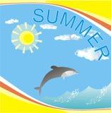 Verão Imagem de Stock Royalty Free