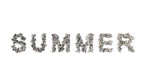 verão de pedra Imagens de Stock Royalty Free
