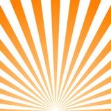 verão do fundo do teste padrão do sunburst do raio do feixe de Sun Teste padrão do verão do brilho ilustração royalty free