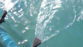 verão do jato do pulverizador da fonte de água filme