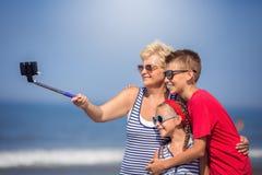 verão, férias, conceito de família fotos de stock royalty free