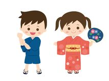 verão festival1 ilustração royalty free