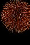 Verão Fireworks-7 fotografia de stock royalty free