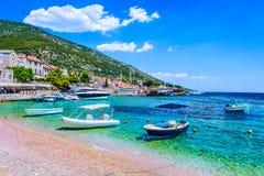 verão na Croácia Fotografia de Stock Royalty Free