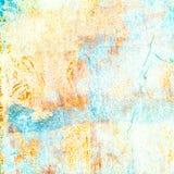 verão na moda Art Background Grunge Backdro Textured colorido Fotos de Stock Royalty Free