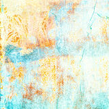 verão na moda Art Background Grunge Backdro Textured colorido Fotos de Stock Royalty Free