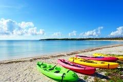 verão na praia Imagem de Stock