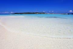 verão na praia Fotografia de Stock