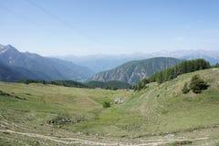verão nas montanhas Fotos de Stock