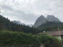 verão nas montanhas Fotografia de Stock