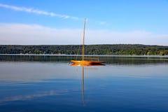 verão no lago Imagens de Stock Royalty Free