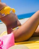Verão quente Foto de Stock