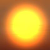 Verão Sun Imagem de Stock