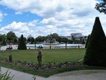 Verärgert - eine Stadt im Westen von Frankreich das Loire Valley stockbild