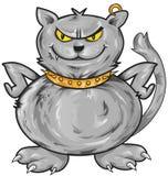 Verärgerte Katze Lizenzfreie Stockfotografie