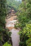 Verärgerter Fluss Lizenzfreies Stockbild
