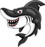 Verärgerter Haifisch Stockfotografie