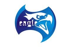 Verärgertes Eagle Stockbild