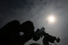 Ver o planeta estraga Imagens de Stock Royalty Free