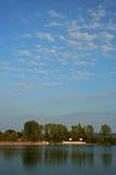 Ver strand Stock Foto's