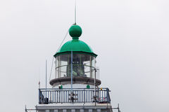 Ver sur Mer Lighthouse Stock Photography