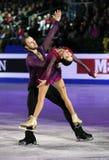 Vera BAZAROVA / Yuri LARIONOV Gala Stock Photo