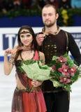 Vera BAZAROVA / Yuri LARIONOV (RUS) Stock Photos