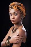 Vera bellezza africana Fotografia Stock