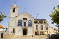 Vera Cruz kościół Aveiro, Portugalia, - Zdjęcia Stock