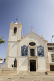 Vera Cruz kościół w Aveiro, Portugalia Fotografia Stock